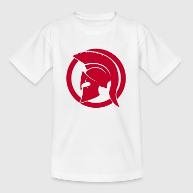 Red spartanisch - Teenager T-Shirt