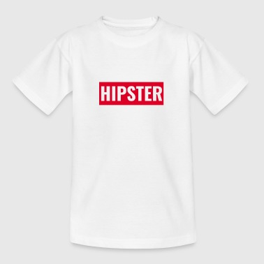hipster - Teenage T-Shirt