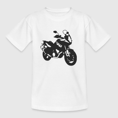 Moto cross - Teenage T-Shirt