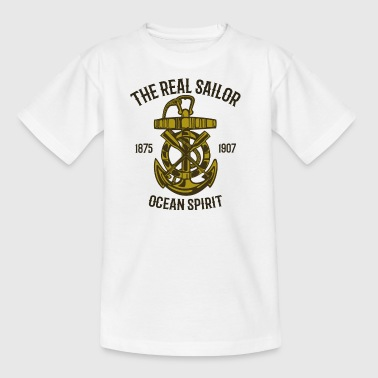 Maritieme Ocean Spirit - Teenager T-shirt