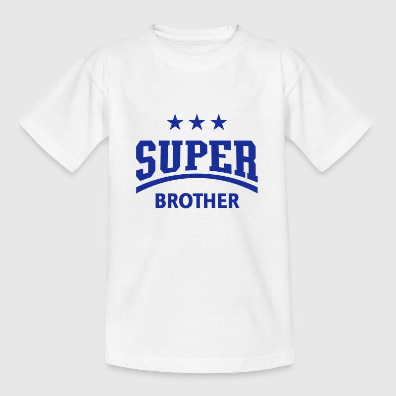 Super Brother - Teenage T-shirt
