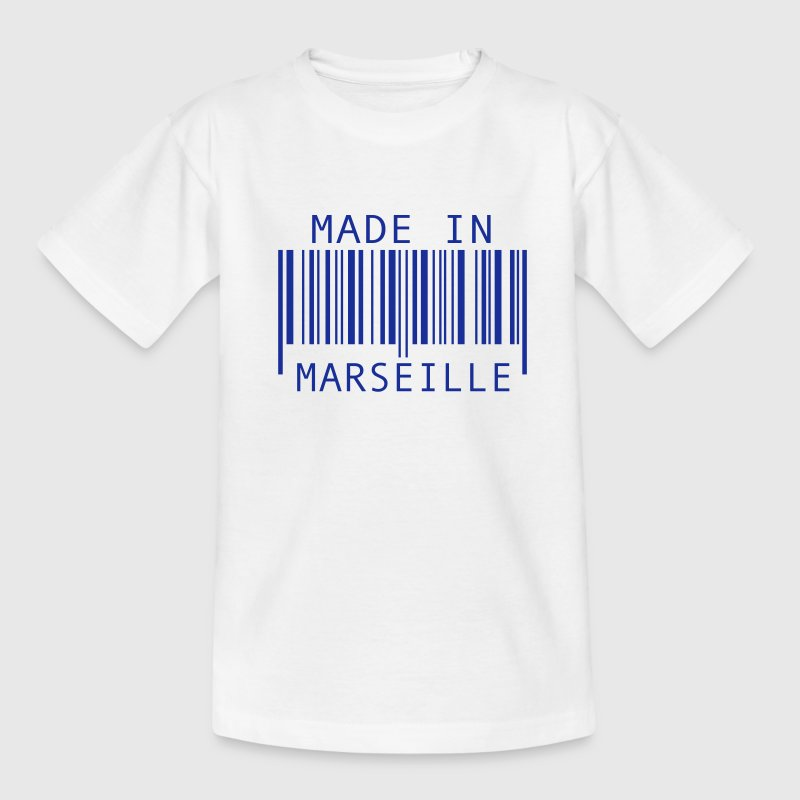 Made in Marseille - T-shirt Ado
