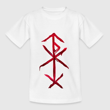 bind rune of love magic - Teenage T-Shirt