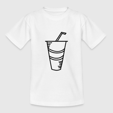 Milkshake - Teenager T-shirt
