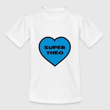 Super Théo - T-shirt Ado