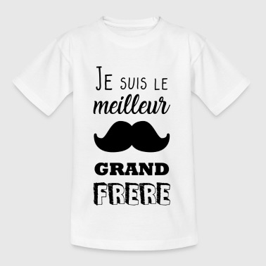 Grand frére - T-shirt Ado