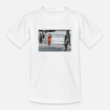 Scene street scene - Teenage T-Shirt