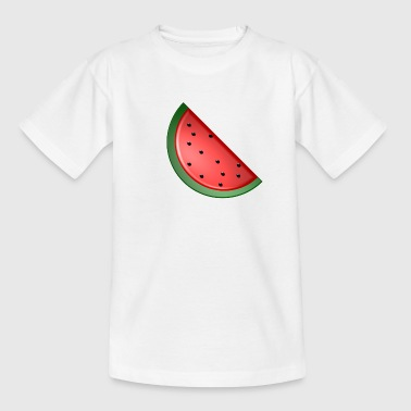 watermeloen - Teenager T-shirt