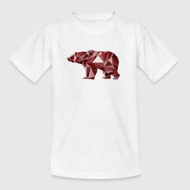 Braun-Bär - Teenager T-Shirt