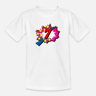 Pop Star POP Star 7 - Teenage T-Shirt
