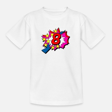 Pop Star POP Star 8 - Teenage T-Shirt