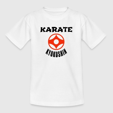 Kyokushin karate - Teenager T-shirt