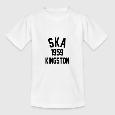 Ska 1959 Kingston - Teenage T-Shirt