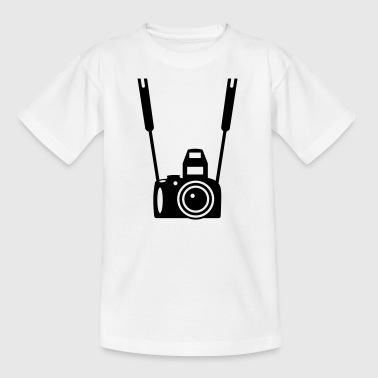 Foto-Kamera - Teenager T-Shirt
