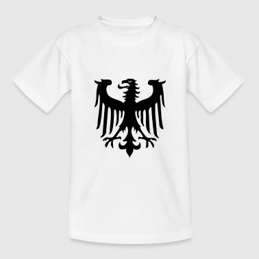 Mediaeval Eagle - eushirt.com - Teenager T-Shirt