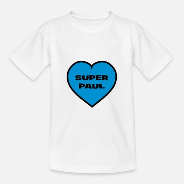 Paul Super Paul - T-shirt Ado