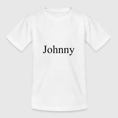 Johnny - Teenage T-Shirt