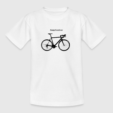 Kampfradler - Teenager T-Shirt