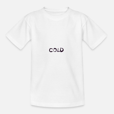 Froid froid - T-shirt Ado