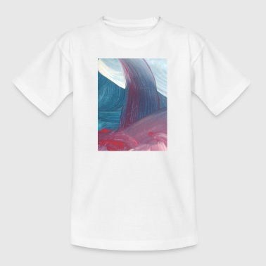 Alles in de rivier - Teenager T-shirt