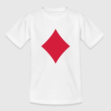 Card - Diamond - T-shirt Ado