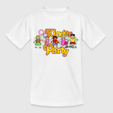 Vom Grafik Designer--Kinder Party - Teenager T-Shirt