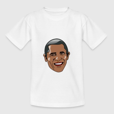 Barack Obama - Teenage T-Shirt