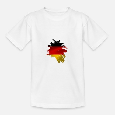 Stains German stain - Teenage T-Shirt