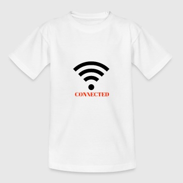 CONNECTE - T-shirt Ado