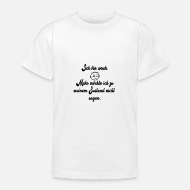 Suchbegriff Wach Lustig T Shirts Online Bestellen Spreadshirt