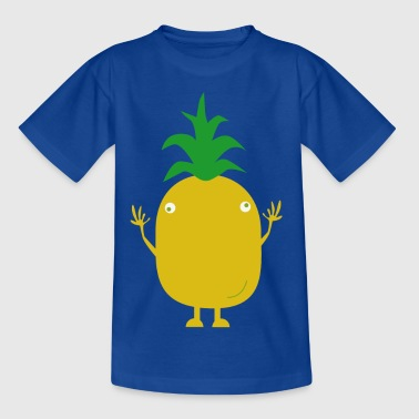 pineapple - Teenage T-shirt