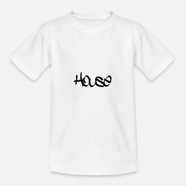 House House - Teenager T-Shirt