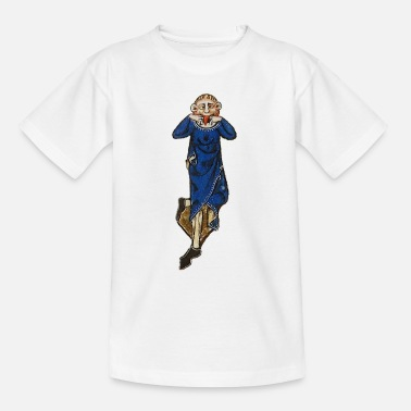 Manson Wag grimace (medieval) - Teenager T-Shirt