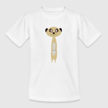 stokstaartjes - Teenager T-shirt