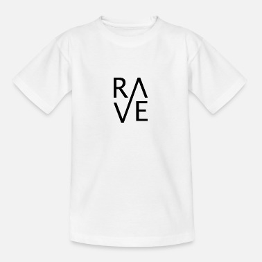 Rave RAVE - Teenager T-shirt