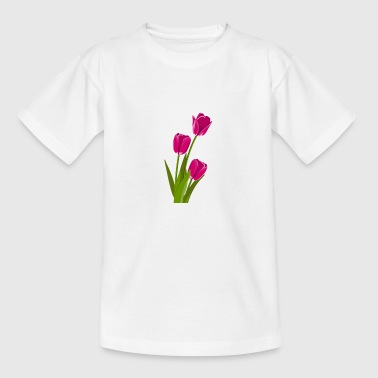 flower - Teenager T-Shirt