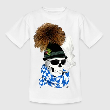 skull_Bayer - Teenage T-Shirt