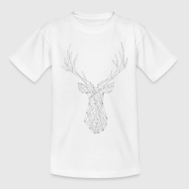 Dark Reindeer - Teenage T-Shirt