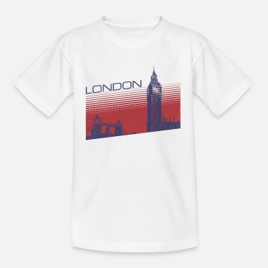 London Kids LONDON - Teenage T-Shirt