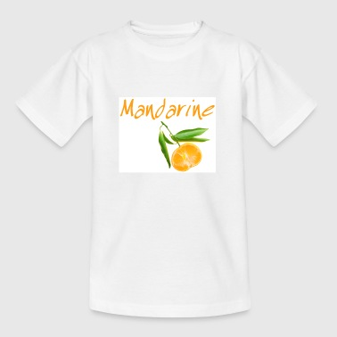 Mandarine - Teenager T-Shirt