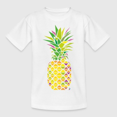AD Pineapple - T-shirt Ado