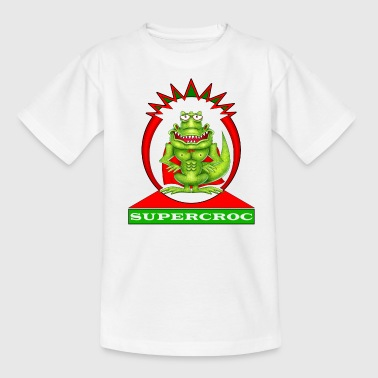 Croccy - Teenager T-shirt