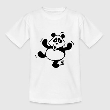 Panda - Teenager T-shirt