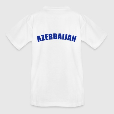 Azerbaijan - Teenage T-Shirt