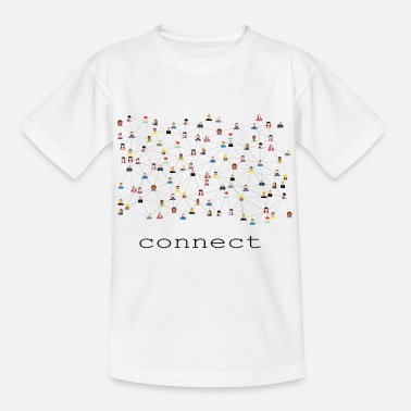 Connector Connection - Teenager T-Shirt