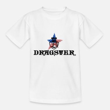 Dragster DRAGSTER DRAGEN - Teenager T-shirt