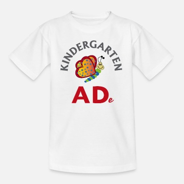 Ade Børnehave - ADe 1 - T-shirt teenager