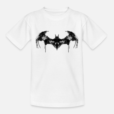 Officialbrands Batman logo noir Homme Tee Shirt - T-shirt Ado