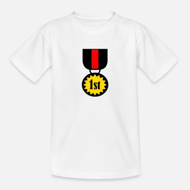 Medal medal - Teenage T-Shirt