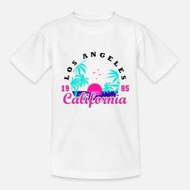 Californie LA Californie - T-shirt Ado